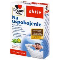 Doppelherz aktiv Na uspokojenie kaps. 20ka, produkt z kategorii- Leki uspokajające