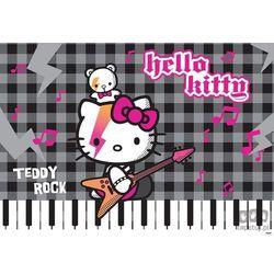 Consalnet Fototapeta hello kitty i teddy rock 458