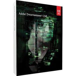 dreamweaver cs6 pl win/mac - clp1 dla instytucji edu wyprodukowany przez Adobe