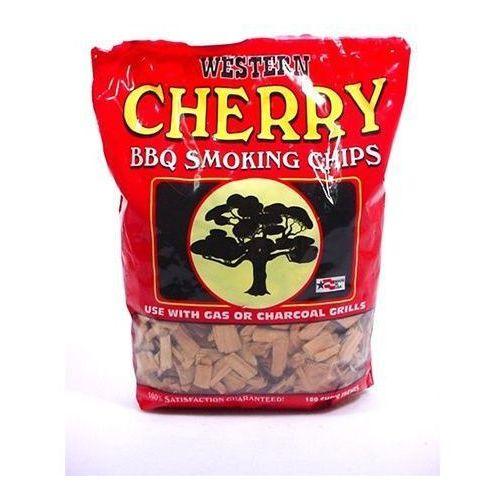 wiórki (drewienka) do wędzenia z USA - Cherry (wiśnia) oferta ze sklepu FOODLOVERS.PL