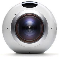 Kamera SAMSUNG Gear 360 z kategorii kamery sportowe