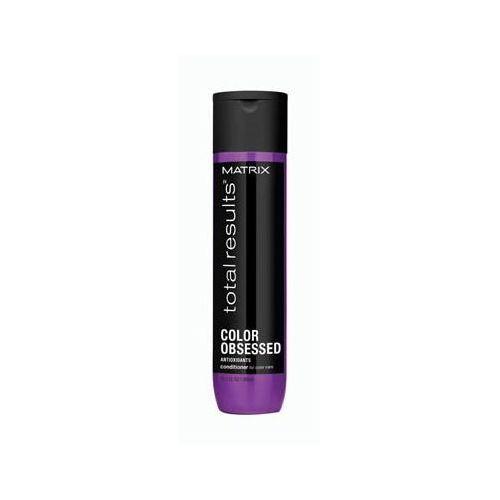 Matrix Total Results Color Obsessed - Odżywka do włosów farbowanych 300ml - oferta [0577d6a88fa316b5]