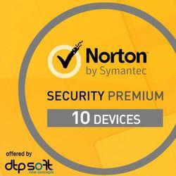 Norton Security 2016 Premium 3.0 1 Użytkownik, 10 Urządzeń (oprogramowanie)