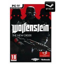 Wolfenstein: The New Order - Klucz z kategorii Kody i karty pre-paid