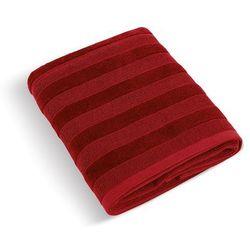 ręcznik kąpielowy luxie czerwony, 70 x 140 cm, 70 x 140 cm marki Bellatex