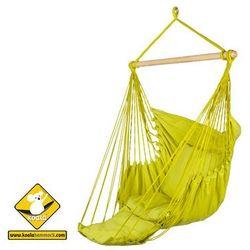 Fotel hamakowy szeroki z podstawką, Parakeet Green HC-FR