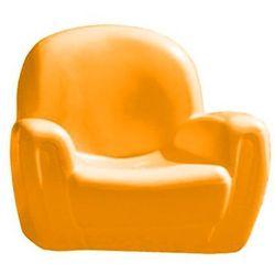Chicco wygodny pomarańczowy fotel do dziecięcego pokoju