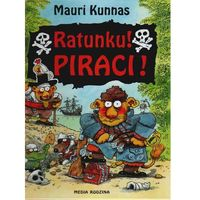 Ratunku Piraci!, Media Rodzina