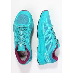 Salomon SONIC AERO Obuwie do biegania treningowe fog blue/teal blue/mystic purple (buty do biegania) od Zaland