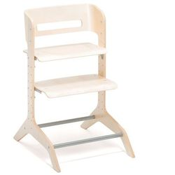Wysokie krzesło dla dzieci MANGO, brzoza