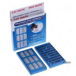 Filtry zapasowe do poidełka Cat Mate - 2 filtry zapasowe
