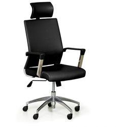 Krzesło biurowe elite, czarny marki B2b partner