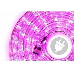 Wąż świetlny 20 różowy - 480 x LED dioda