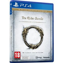 The Elder Scrolls Online Tamriel Unlimited z kategorii [gry PS4]