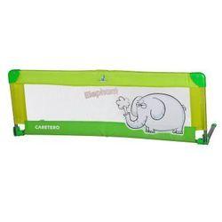 Caretero Safari Barierka do łóżeczka dziecięcego green