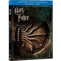 Harry Potter i Komnata Tajemnic (2-płytowa edycja specjalna) (Blu-ray) - Chris Columbus