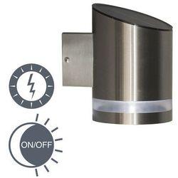 Zewnętrzna lampa solarna Cuba 1 LED - sprawdź w lampyiswiatlo.pl