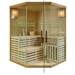 Home & garden Sauna fińska z piecem ea3c (5902425329405)