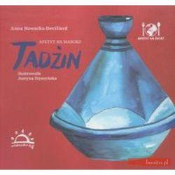 Tadżin Apetyt na Maroko, książka w oprawie miękkej