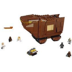 75220 SANDCRAWLER (Sandcrawler) - KLOCKI LEGO STAR WARS rabat 5%
