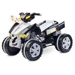 Toyz Raptor duży Quad na akumulator black - produkt z kategorii- pojazdy elektryczne