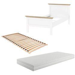 Zestaw łóżko Paris 90x200 cm