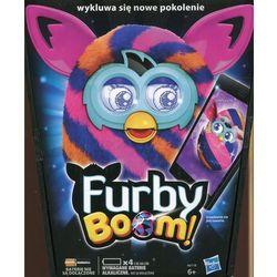 Furby Boom Sunny Różowo-niebiesko-pomarańczowy ze sklepu SELKAR