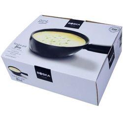 Garnek do serowego fondue pot nero 1,3 litra boska (bo-853552) (8713638050959)
