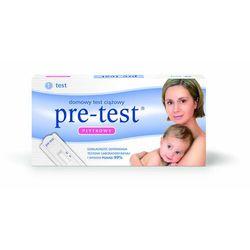 PRE-TEST test ciążowy płytkowy 1szt, towar z kategorii: Testy ciążowe