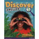 Discover English 3 Podręcznik wieloletni + CD, oprawa miękka