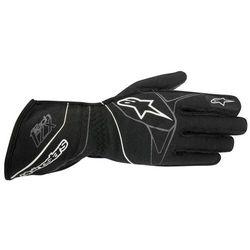Rękawice Alpinestars Tech 1-ZX - Szaro / żółty \ S