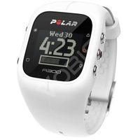 zegarek sportowy a300 biały marki Polar