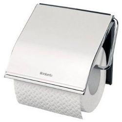 uchwyt na papier toaletowy classic, błyszczący wyprodukowany przez Brabantia
