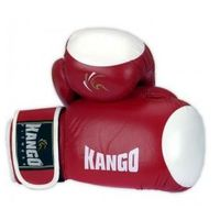 Rękawice bokserskie  kango skóra marki Meteor