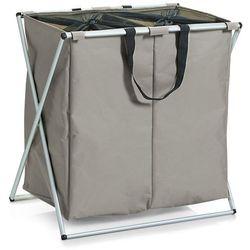 Pojemnik na pranie, 2 komorowy - 128 litrów, ZELLER