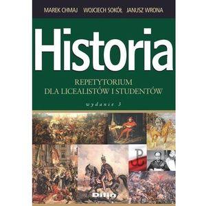 Historia repetytorium dla licealistów i studentów (652 str.)