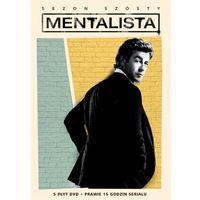Mentalista, sezon 6 (DVD) - Randy Zisk, John F. Showalter, Chris Long i inni