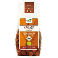 Bio planet orzechy laskowe bio 100g marki Bio planet - seria brązowa (orzechy i pestki)