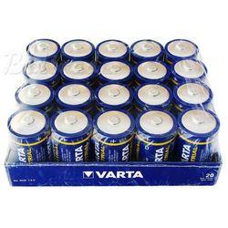 Varta 20x  industrial lr20/d 4020 (taca)