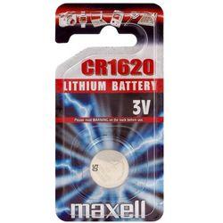 bateria litowa Maxell CR1620 - blister 1szt, kup u jednego z partnerów