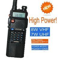 Radiotelefon BAOFENG UV-8HX 8 WAT 3800MAH