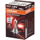 Osram® H7 Night Breaker® Silver + 100%   Box