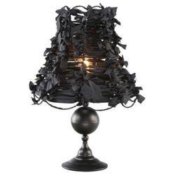 Lampka nocna art-deco black 2525 - czarny marki Namat