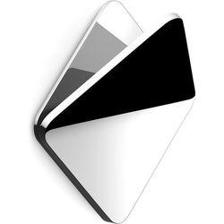 Wieszak kwadratowy na ręcznik ze stali polerowanej Olfo Zack (40366) (4034398403668)