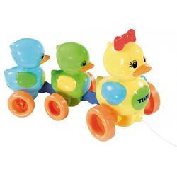 Zabawka TOMY Rodzina kaczuszek T4613 ze sklepu Media Expert