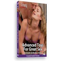 SexShop - DVD edukacyjne - Alexander Institute Advanced Toys for Great Sex Educational DVD - Akcesoria - onlin