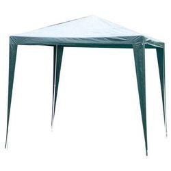 Pawilon ogrodowy Suhali PE 3 x 3 m zielony (3663602419242)
