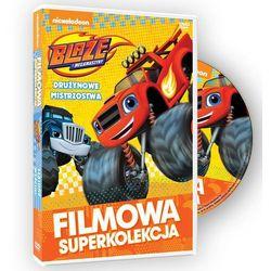 Blaze i Megamaszyny. Filmowa superkolekcja. Drużynowe mistrzostwa
