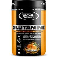 REAL PHARM Glutamine - 500g - Orange