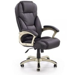 Fotel gabinetowy Desmond czarny
